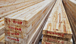 Laminated Beams warehouse
